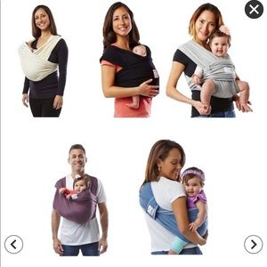 Baby K'tan Original Baby Wrap Carrier S